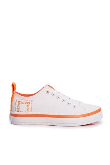 Women's Sneakers Big Star White